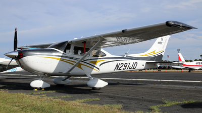 N291JD - Cessna 182T Skylane - Private