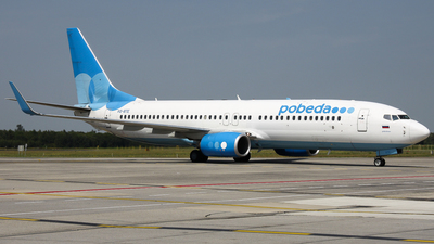 VQ-BTE - Boeing 737-81D - Pobeda