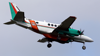 C-GBFE - Beechcraft 100 King Air - Buffalo Airways