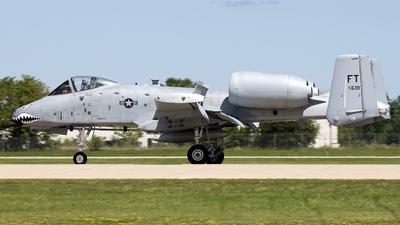 78-0639 - Fairchild A-10C Thunderbolt II - United States - US Air Force (USAF)