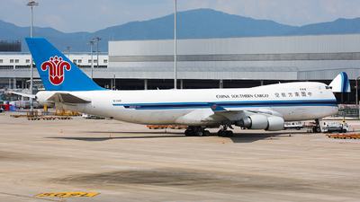 A picture of B2461 - Boeing 74741BF(SCD) - China Southern Airlines - © Jack  Li