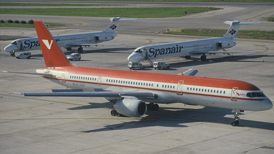 EC-HQX - Boeing 757-2G5 - Volar Airlines