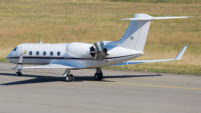 165151 - Gulfstream C-20G - United States - US Navy (USN)