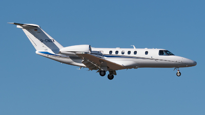 A picture of DCNOX - Cessna 525C CitationJet CJ4 - [525C0174] - © Julian Mittnacht