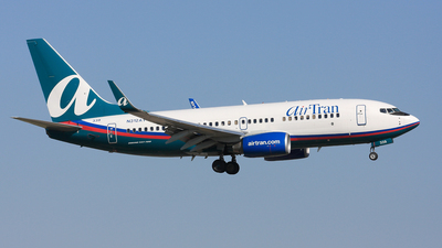 N312AT - Boeing 737-7BD - airTran Airways