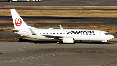 JA326J - Boeing 737-846 - JAL Express