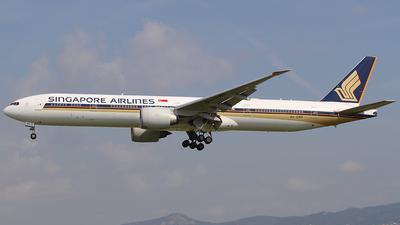 9V-SWF - Boeing 777-312ER - Singapore Airlines