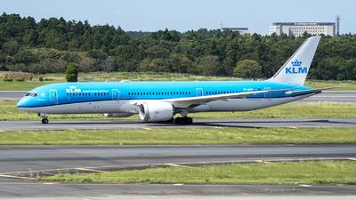 PH-BHP - Boeing 787-9 Dreamliner - KLM Royal Dutch Airlines