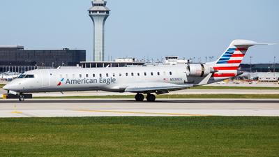 A picture of N538EG - Bombardier CRJ702ER - American Airlines - © Martin Pinnau