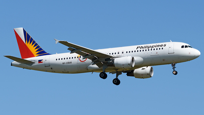RP-C8618 - Airbus A320-214 - Philippine Airlines