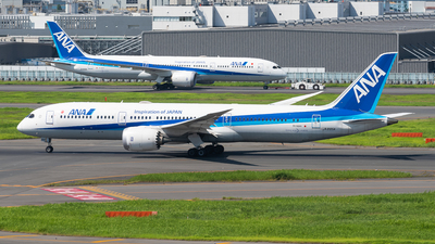 JA895A - Boeing 787-9 Dreamliner - All Nippon Airways (ANA)