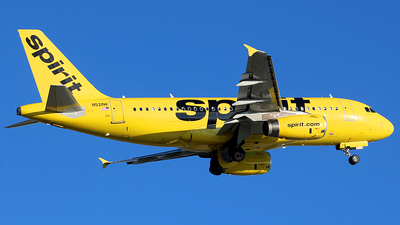 A picture of N521NK - Airbus A319132 - [2797] - © Chrisjake