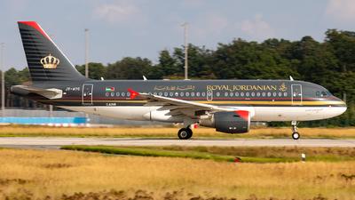 A picture of JYAYC - Airbus A319112 - Royal Jordanian - © Sebastian Sowa