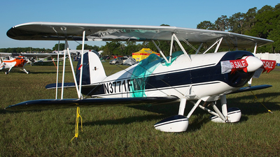N3771F - Great Lakes 2T-1A-2 - Private