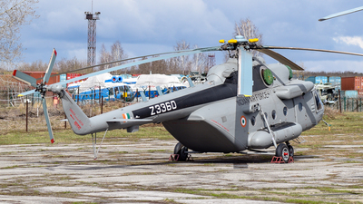 Z3360 - Mil Mi-17-1V Hip - India - Air Force