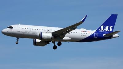A picture of SEROU - Airbus A320251N - SAS - © D.Kleintz