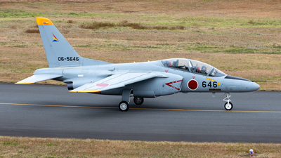 06-5646 - Kawasaki T-4 - Japan - Air Self Defence Force (JASDF)