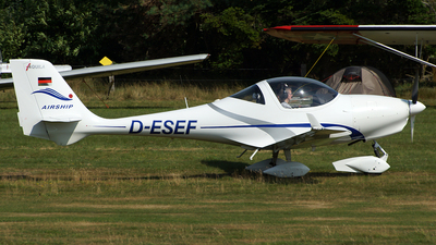 D-ESEF - Aquila A210 - Private