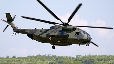 85-04 - Sikorsky CH-53GA - Germany - Air Force