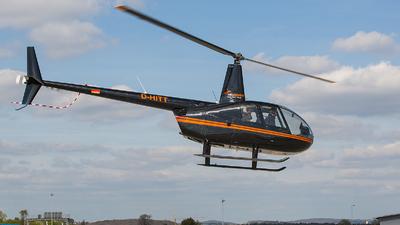 D-HITT - Robinson R44 Raven - Heliseven