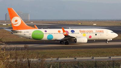 B-1556 - Boeing 737-86X - 9Air