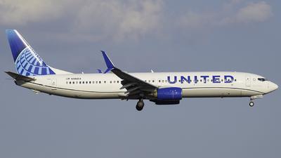 N38424 - Boeing 737-924ER - United Airlines