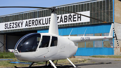 OK-STR - Robinson R44 Raven - Private