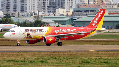 VN-A655 - Airbus A320-214 - VietJet Air