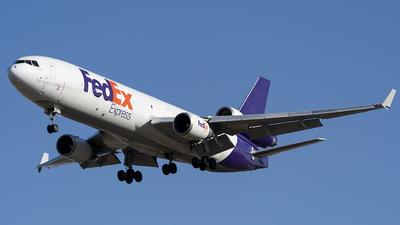 N605FE - McDonnell Douglas MD-11(F) - Federal Express