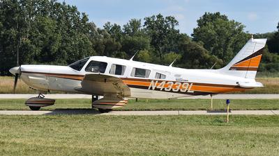N4339L - Piper PA-32-301 Saratoga - Private