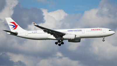 B-303D - Airbus A330-343 - China Eastern Airlines