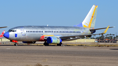 A picture of N632SW - Boeing 7373H4 - [27707] - © Agustin Anaya