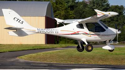 N408WW - Flight Design CTLS - Private