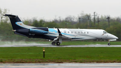YR-IGP - Embraer ERJ-135BJ Legacy 600 - Private