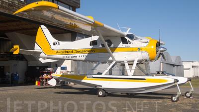 ZK-WKA - De Havilland Canada DHC-2 Mk.I Beaver - Auckland Seaplanes