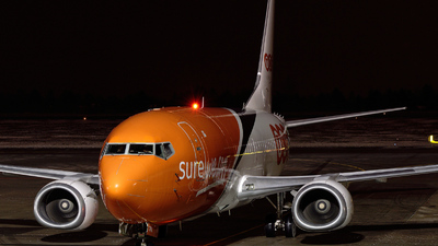 OO-TNL - Boeing 737-34S(BDSF) - TNT Airways