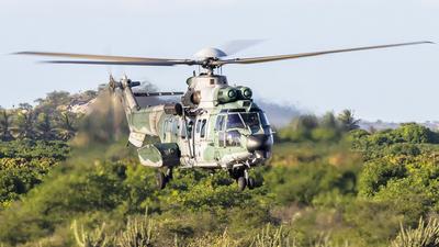 FAB8514 - Helibrás H-36 Caracal - Brazil - Air Force