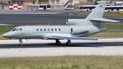 N388JL - Dassault Falcon 50EX - Airjetsul Aviation