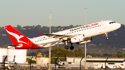 VH-JQL - Airbus A320-232 - QantasLink (Network Aviation)