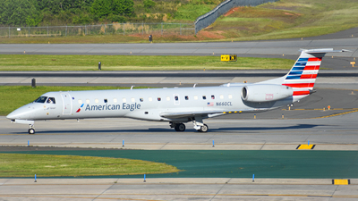 A picture of N660CL - Embraer ERJ145LR - American Airlines - © JakeGolden