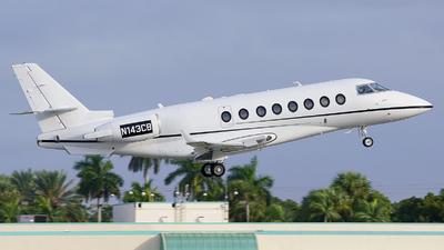 N143CB - Gulfstream G200 - Private