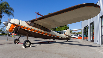 N4467C - Cessna 195 - Private