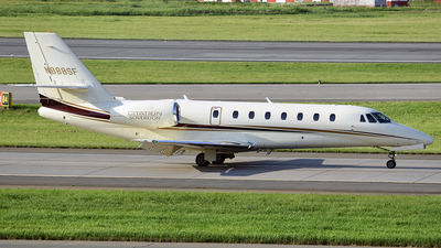 N888SF - Cessna 680 Citation Sovereign - Steiner Film Aviation