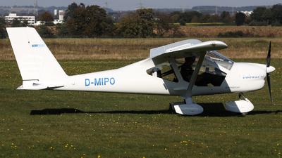 D-MIPO - Aeroprakt A-32 - Luftsportgemeinschaft Siebengebirge