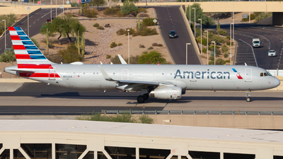 A picture of N153AN - Airbus A321231 - American Airlines - © Davin Amy