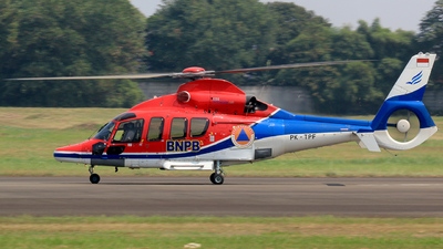 PK-TPF - Eurocopter EC 155B1 Kocoglu - Indonesia Air Transport (IAT)