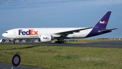 N884FD - Boeing 777-FS2 - FedEx