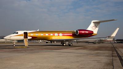 A6-YMA - Gulfstream G550 - Falcon Aviation Services