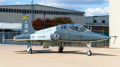 67-14957 - Northrop T-38C Talon - United States - US Air Force (USAF)