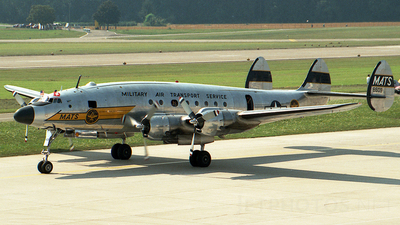 N494TW - Lockheed VC-121A Constellation - Private